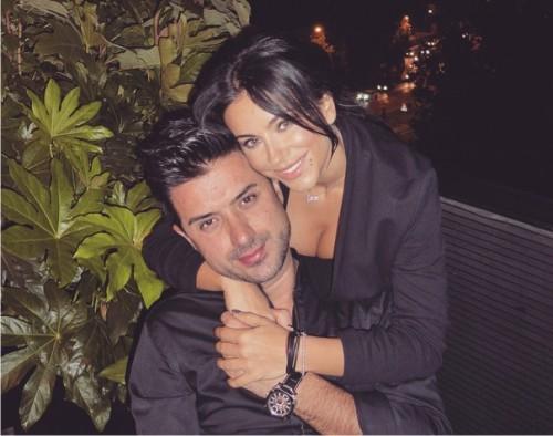 Ани Лорак вультракоротком мини отпраздновала день рождения мужа вКиеве
