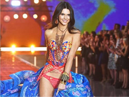 «Ангелы» Victoria's Secret показались вовсей красе