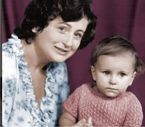 Ани Лорак показала свою маму