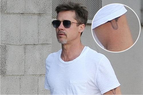 Брэд Питт поведал ожизни без Анджелины Джоли