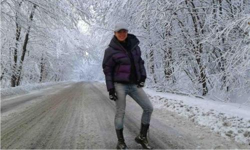 Руслана трогательно поведала опосещении могилы Кузьмы «Скрябина»