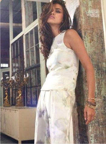 Ирина Шейк - самая романтичная и сексуальная модель. Фото Irka-1