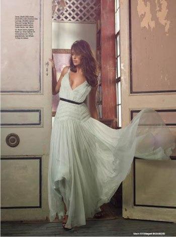 Ирина Шейк - самая романтичная и сексуальная модель. Фото Irka-5