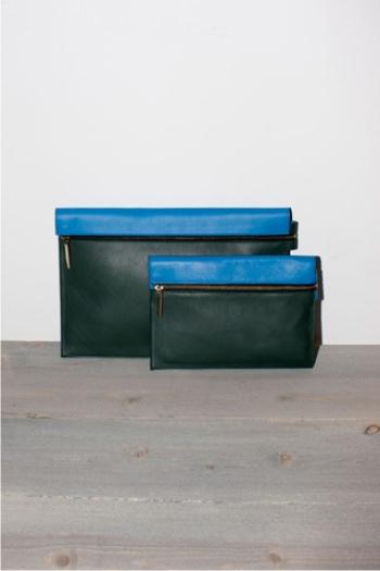 Модная осень 2012: коллекция сумок от Виктории Бекхэм
